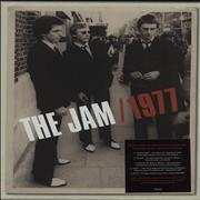 Click here for more info about 'The Jam - 1977 - 40th Anniversary 4-CD/1-DVD - Sealed box'
