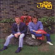 Click here for more info about 'The Jam - '82 Japan Tour + Ticket Stub'