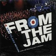 Click here for more info about 'The Jam - A 1st Class Return: Live At The Forum London'