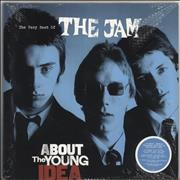 Click here for more info about 'The Jam - About The Young Idea - Sealed'