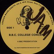 Click here for more info about 'The Jam - BBC College Concert'