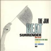 Click here for more info about 'The Jam - Beat Surrender - Double pack'