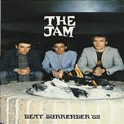 Click here for more info about 'The Jam - Beat Surrender '82 + Flyer'