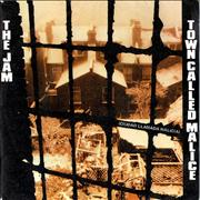 Click here for more info about 'The Jam - Ciudad Llamada Malicia (Town Called Malice)'