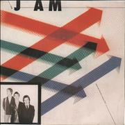 Click here for more info about 'The Jam - David Watts - Injection Label + Sleeve'