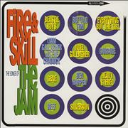 Click here for more info about 'The Jam - Fire & Skill'