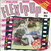 Click here for more info about 'Flexipop Magazine No. 2 + 7