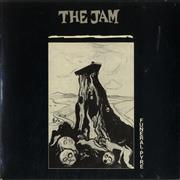 Click here for more info about 'The Jam - Funeral Pyre - P/S'
