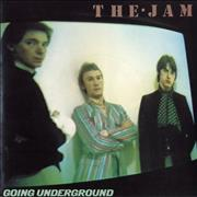 Click here for more info about 'The Jam - Going Underground - P/S'