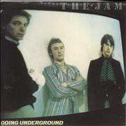 Click here for more info about 'The Jam - Going Underground - Double - EX'