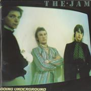 Click here for more info about 'The Jam - Going Underground - Double Pack'
