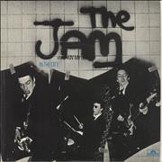 Click here for more info about 'The Jam - In The City - 2nd + Sleeve Variant'