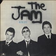 Click here for more info about 'The Jam - In The City - EX'