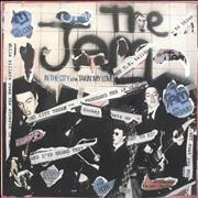 Click here for more info about 'The Jam - In The City - Punk Art sleeve'