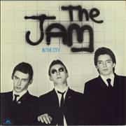 Click here for more info about 'The Jam - In The City'