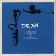 Click here for more info about 'The Jam - Just Who Is The 5 O'clock Hero'