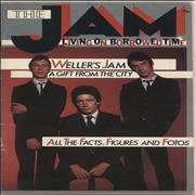 Click here for more info about 'The Jam - Living On Borrowed Time'