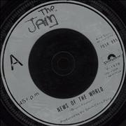 Click here for more info about 'The Jam - News Of The World'