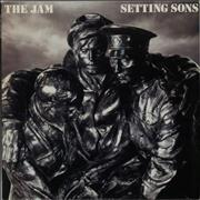Click here for more info about 'The Jam - Setting Sons - 1st (a)'