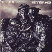Click here for more info about 'The Jam - Setting Sons'