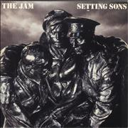 Click here for more info about 'The Jam - Setting Sons - 1st (a) - VG'