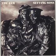Click here for more info about 'The Jam - Setting Sons - 1st (b) - EX'