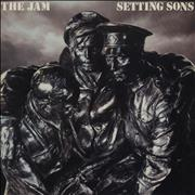 Click here for more info about 'The Jam - Setting Sons - 1st (b)'