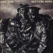 Click here for more info about 'The Jam - Setting Sons - 1st (c) - EX'