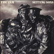 Click here for more info about 'The Jam - Setting Sons - 1st (c)'