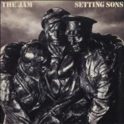 Click here for more info about 'The Jam - Setting Sons - EX'