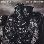 Click here for more info about 'The Jam - Setting Sons - 2nd'