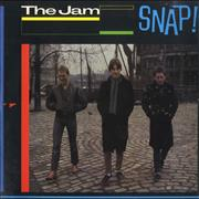 Click here for more info about 'The Jam - Snap! + Live Single - EX'
