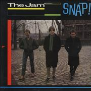 Click here for more info about 'The Jam - Snap! + Live EP'
