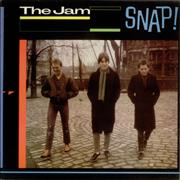 Click here for more info about 'The Jam - Snap! + merchandise sheet'