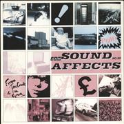 Click here for more info about 'The Jam - Sound Affects - 180gm Vinyl'