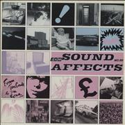 Click here for more info about 'The Jam - Sound Affects - EX'