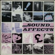Click here for more info about 'The Jam - Sound Affects - Lyric insert'