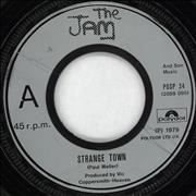 Click here for more info about 'The Jam - Strange Town - Jukebox'