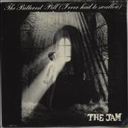 Click here for more info about 'The Jam - The Bitterest Pill (I Ever Had To Swallow) - P/S'