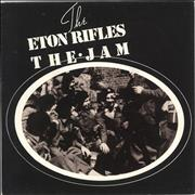 Click here for more info about 'The Jam - The Eton Rifles - Paper Sleeve'