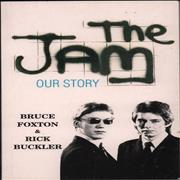 Click here for more info about 'The Jam - The Jam - Our Story'