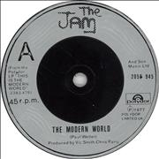 Click here for more info about 'The Jam - The Modern World EP'