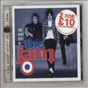 Click here for more info about 'The Jam - The Very Best Of The Jam'