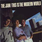 Click here for more info about 'The Jam - This Is The Modern World - EX'