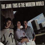 Click here for more info about 'The Jam - This Is The Modern World'