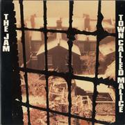 Click here for more info about 'The Jam - Town Called Malice + Sleeve'