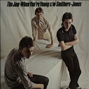 Click here for more info about 'The Jam - When You're Young - Matte Sleeve'