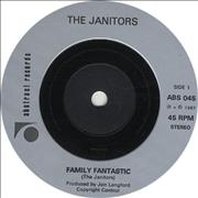 Click here for more info about 'The Janitors - Family Fantastic'