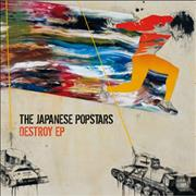 Click here for more info about 'The Japanese Popstars - Destroy EP'