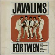 Click here for more info about 'The Javalins - Javalins For Twen - Life-Aufnahme Aus Der Kaskade Köln'